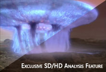Exclusive SD/HD Analysis Feature