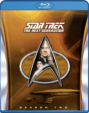 TNG Season 2 Blu-Ray Cover Art