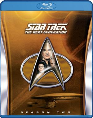 TNG Season 2 Blu-Ray Cover Art