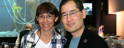 Mike & Denise Okuda