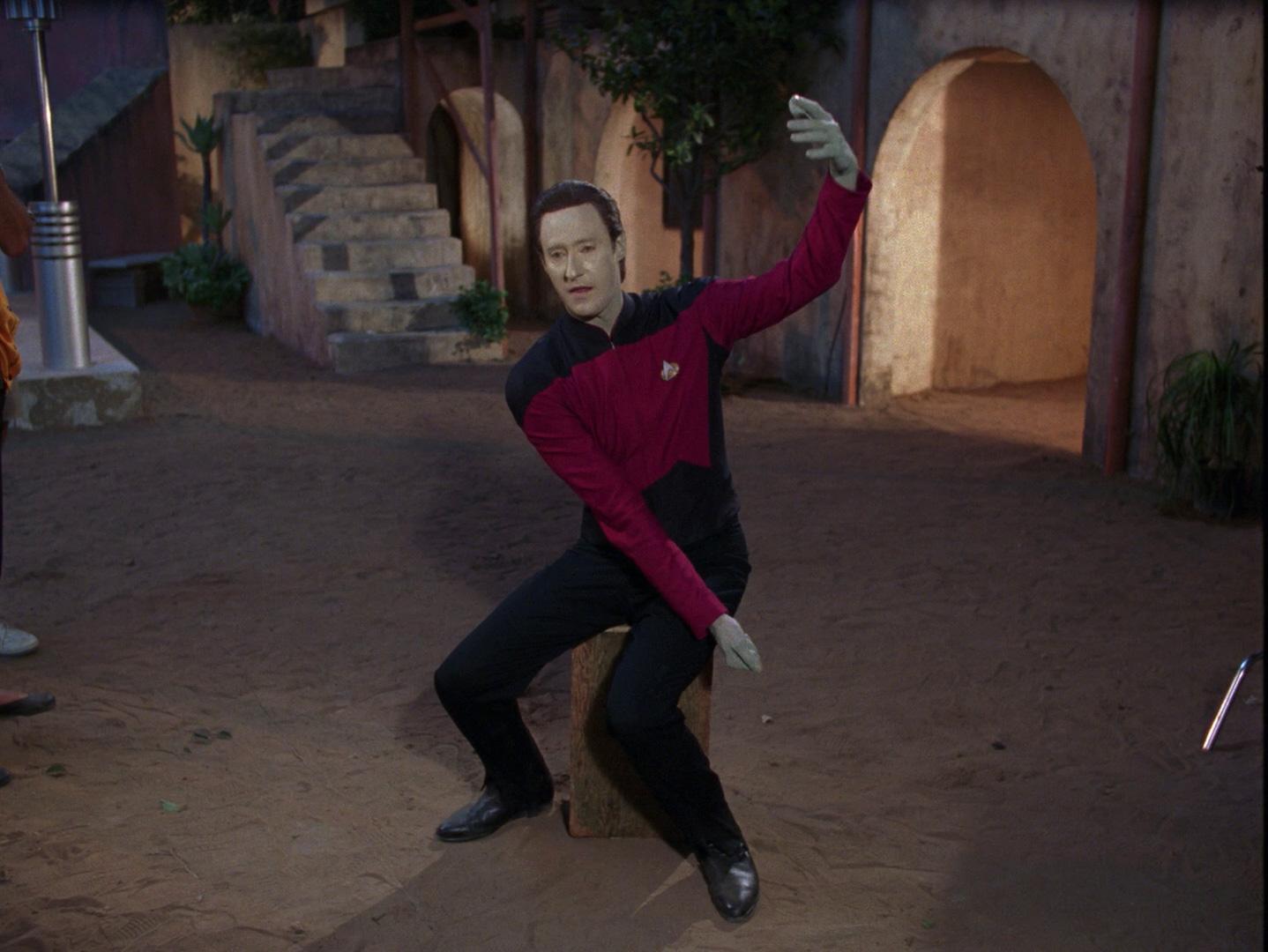 Review Star Trek The Next Generation Season 3 Blu Ray