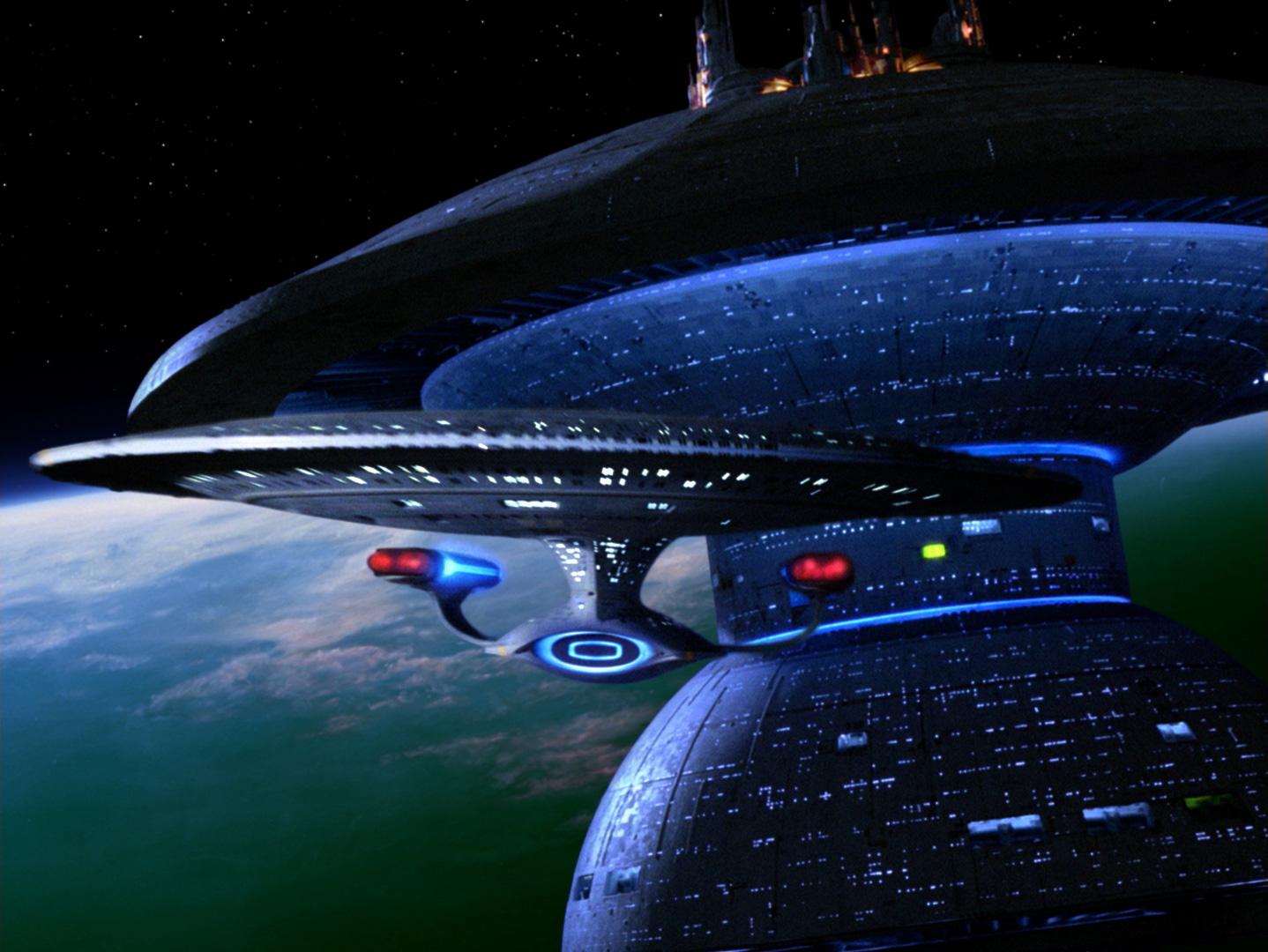 Star trek the next generation images tng crew hd wallpaper and - Exclusive Star Trek The Next Generation Season 4 Blu