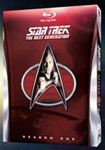 TNG Season 1 Blu-Ray