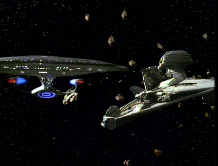 taoism and the booby trap in star trek
