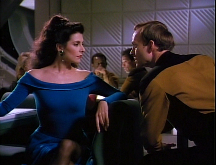 "Image result for Star Trek The Next Generation ""Hollow Pursuits"