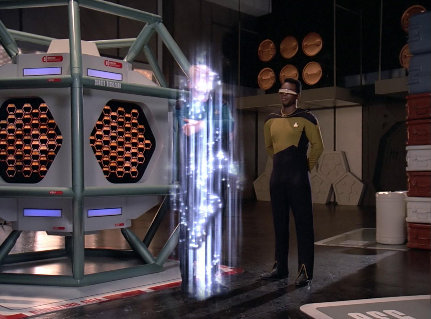 Transporter star trek 2018
