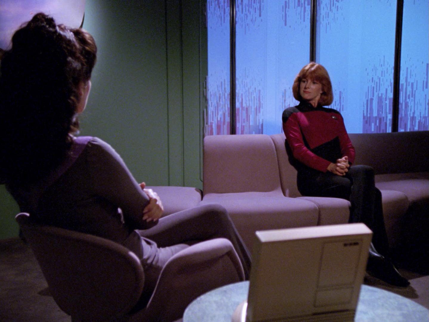 4x10 The Loss Trekcore Star Trek Tng Hd Screencap